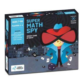 Chalk and Chuckles Super Math Spy - Mental Maths Game