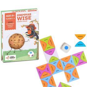 Chalk and Chuckles Grammar Wise - Fun Language Game