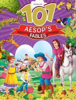 Dreamland Publications 101 Aesop's Fables