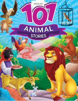 Dreamland Publications 101 Animals Stories