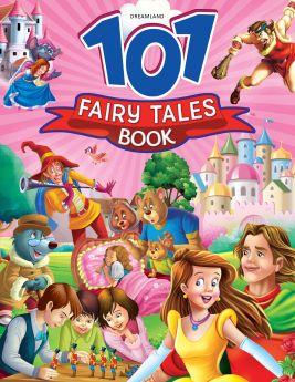 Dreamland Publications 101 Fairy Tales Book