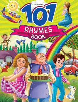 Dreamland Publications 101 Rhymes Book