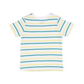 Kicks & Crawl- Beach Time Baby T-shirts- 3 Pack