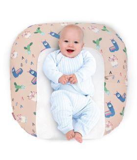 Rabitat Snooze Baby Lounger - Grand Llama