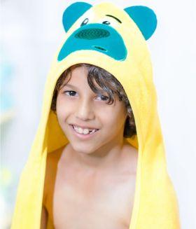 Rabitat Hooded Towel - Bear