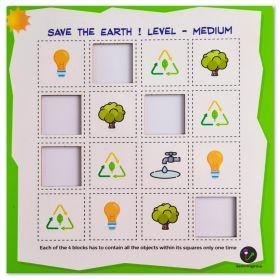 I Learn n Grow-Save the earth - Medium