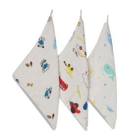 Kicks & Crawl - Cotton wash cloth- Playtime