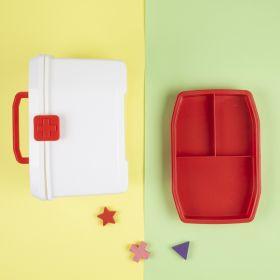 Baby Moo-Medium Red Medicine Box