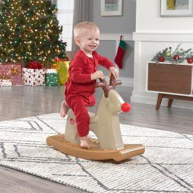 Step2 Rudolph the Rocking Reindeer