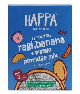HappaFoods-ragi porridge (200 gm)