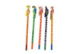 Desi Toys-Handpainted pencils set of 5/Rangeen Kalam