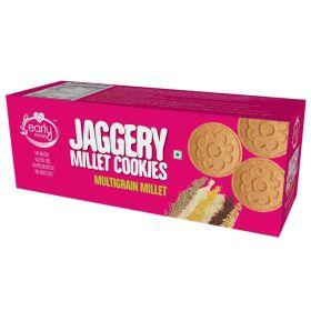 Early Food Multi-grain Millet Jaggery Cookies 150g