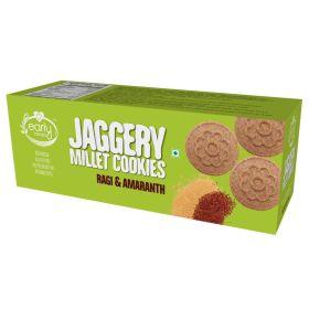 Early Food Ragi & Amaranth Jaggery Cookies 150g