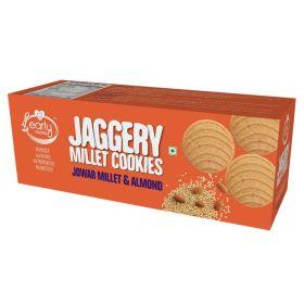 Early Food Jowar Almond Jaggery Cookies 150g