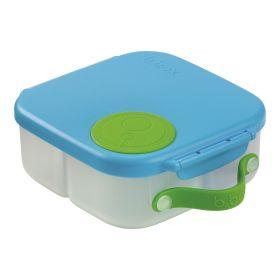 b.box Mini Lunch Box Ocean Breeze Blue Green