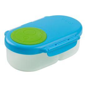 b.box Snack Box Ocean Breeze Blue Green