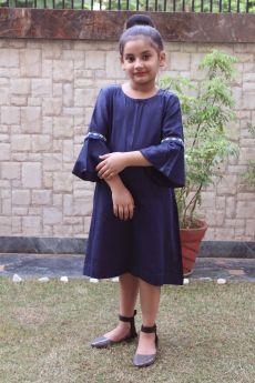 Simply Kitsch-Cotton Silk Dress
