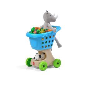 Step2 Little Helper's Shopping Cart | Blue