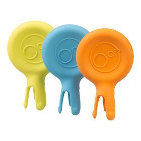 b.box Mini Fork Set Pack of 3 Multi color