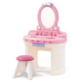 Step2 Fantasy Vanity Set For Girls
