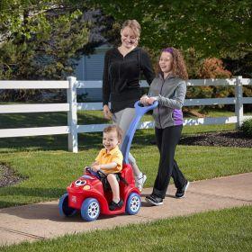 Step2 Push Along Buddy Ride On