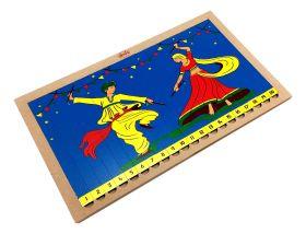 Skola Toys - Sequencing Puzzle Dandiya