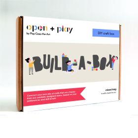 Pop Goes The Art-Build-A-Box