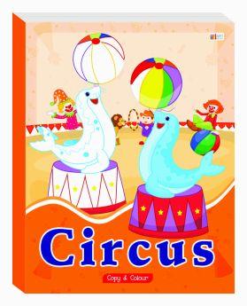 ART Factory -CIRCUS-9789385424007