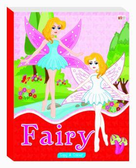 ART Factory -FAIRY-9789385424014