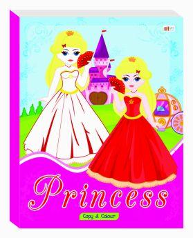 ART Factory -PRINCESS-9789385424038