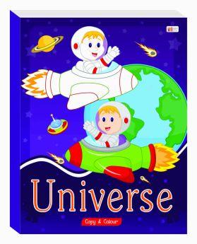 ART Factory -UNIVERSE-9789385424045