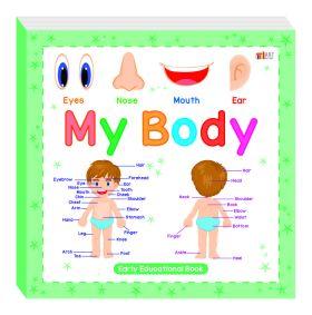ART Factory -MY BODY-9789385424915