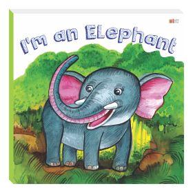 art factory -i'm an elephant-9789385953101