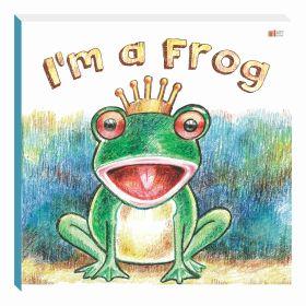 art factory -i'm a frog-9789385953125