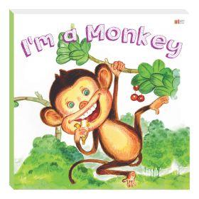 art factory -i'm a monkey-9789385953156