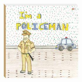 art factory -i'm a policeman-9789385953279