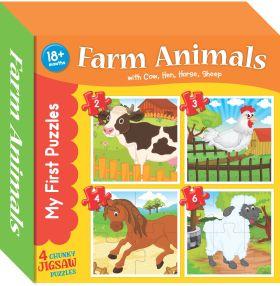 ART Factory -FARM ANIMALS-1