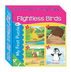 ART Factory -FLIGHTLESS BIRDS