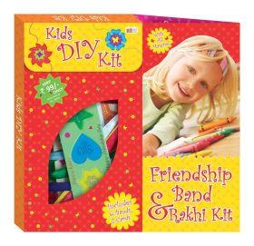 ART Factory - FRIENDSHIP BAND & RAKHI DIY KIT