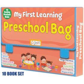 Pegasus Library Box - My First Learning Preschool Bag