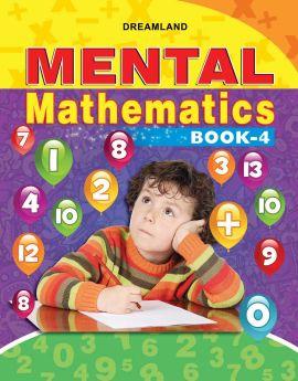 Dreamland-Mental Mathematics Book - 4