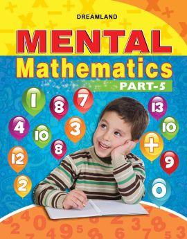 Dreamland-Mental Mathematics Book - 5