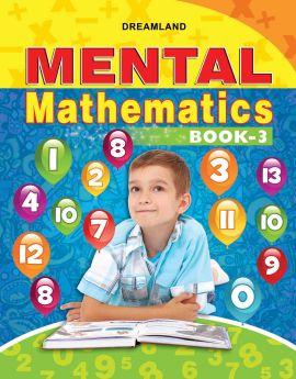 Dreamland-Mental Mathematics Book - 3