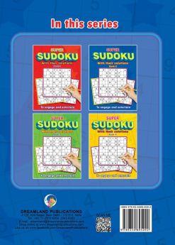 Dremland-Super Sudoku With Solutions Book 2