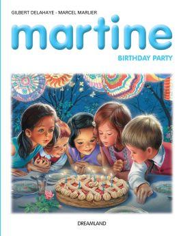 Dreamland-05. Martine Celebrates Her Birthday Party