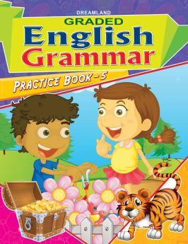 Dremland-Graded English Grammar Practice Book - 5