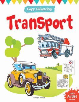 Wonderhouse-Little Artist Series Transport: Copy Colour Books
