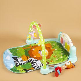 Baby Moo-Fun In The Jungle Multicolour Piano Activity Gym