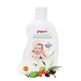 PIGEON 08530 BABY WASH 200ML