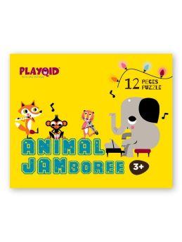 PLAYQID-Animal Jamboree